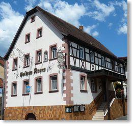 Gasthaus Krone Strassenansicht